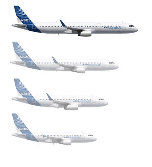 airbus a321 фото